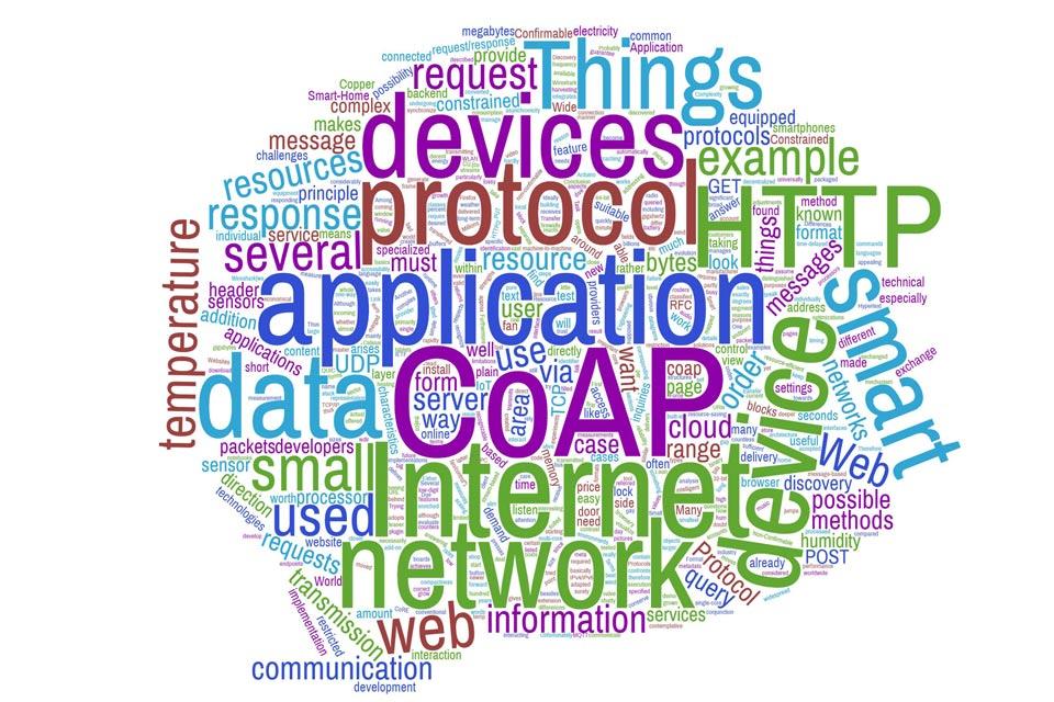 Applikationsprotokolle für das Internet der Dinge