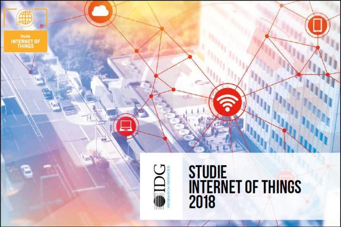 IDG IoT Studie 2018: Erfolg, Wachstum, Mehrwert