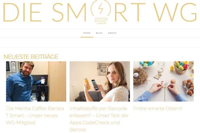 Die Smart WG – Smart Living in Berlin